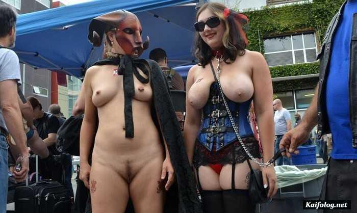 Folsom Street Naked Girls