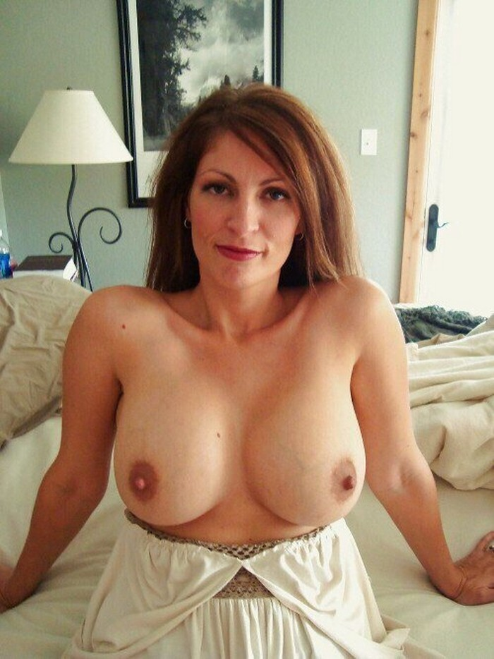 Huge tits mature anal